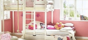 2018 Ranza Modelleri Çocuk Odaları İçin Modern Tasarımlar