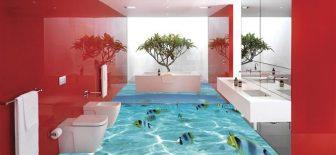 En İlginç Banyo Dekorasyonları