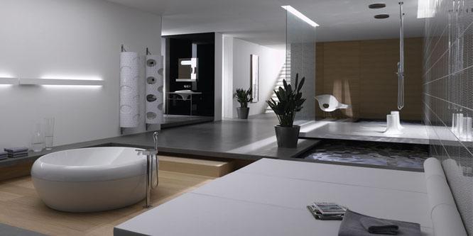 Banyo Dekorasyon - Banyo Dolapları