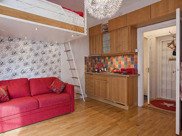 Küçük Odalar İçin En Güzel Ev Dekorasyon Önerileri