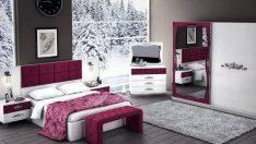 Birbirinden Güzel Yatak Odası Modelleri