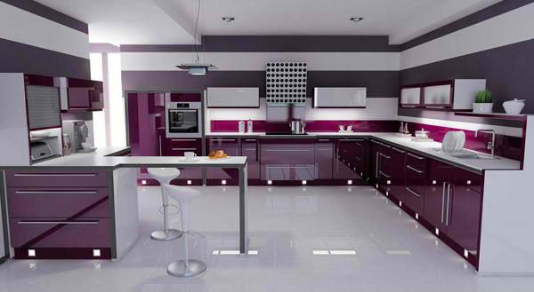 Modern Mutfak Modelleri - Mutfak Dekorasyon Örnekleri