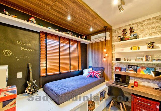 Genç Odası Modelleri ve Dekorasyon Örnekleri