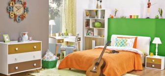 Genç Odası Modelleri ve Ferah Dekorasyon Örnekleri