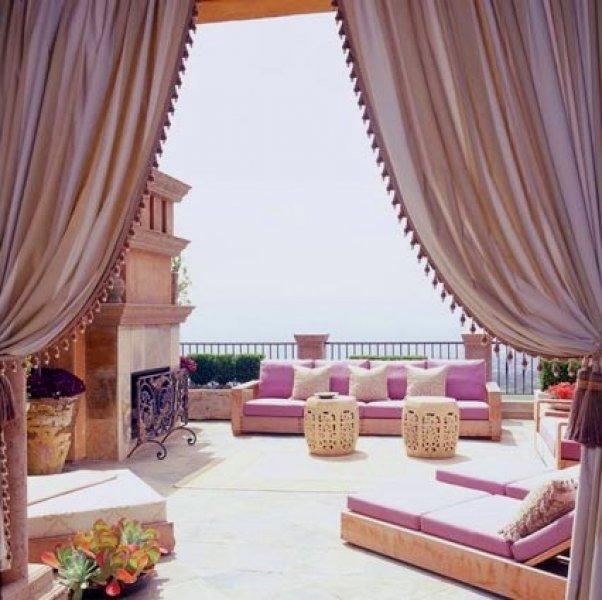 Bu Balkon Dekorasyonu Örnekleri İle Salonda Gibi Hissedeceksiniz