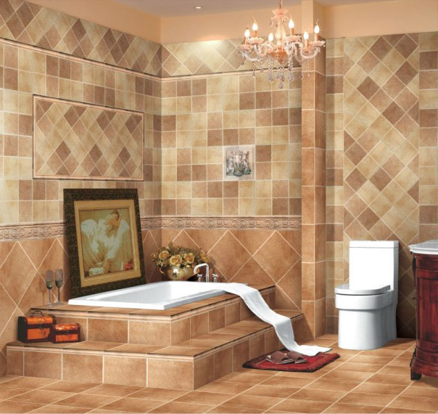 Biribrinden Şık Banyo dekorasyon Örnekleri ve İlğinç Banyo Tasarımları