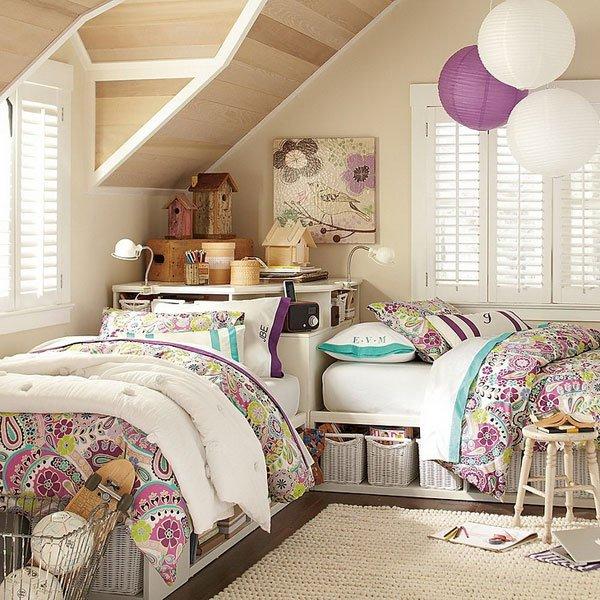 Çocuk Odası, Genç Odası Dekorasyonları Kıpır Kıpır Heyecan Verici
