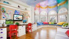 Çocuk Odası Dekoru Kıpır Kıpır Heyecan Verici