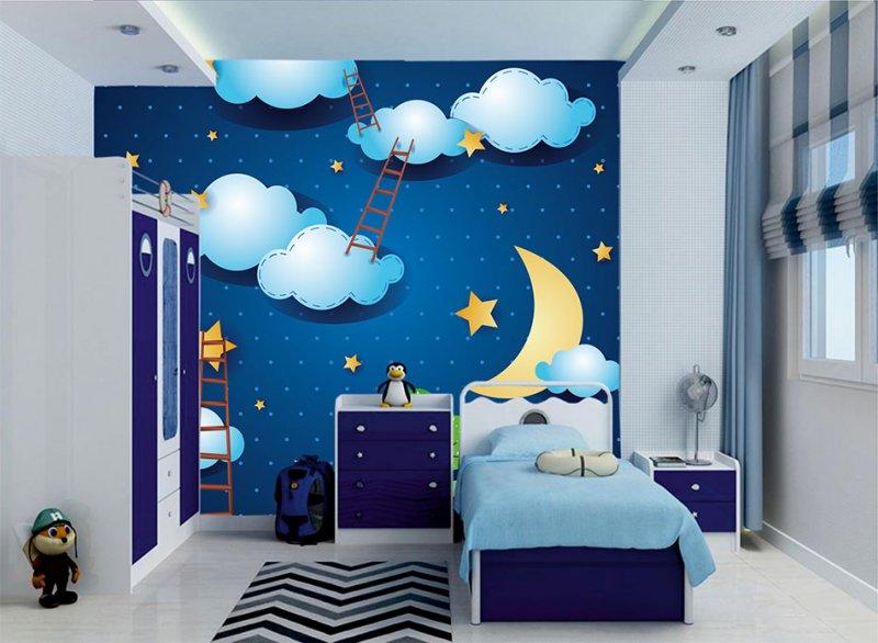 Çocuk Odası, Bebek Odası Dekorasyonları Kıpır Kıpır Heyecan Verici