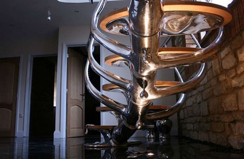 Dubleks Evler İçin Muhteşem Merdiven Modelleri ve Tasarımları