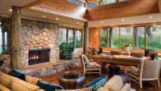 En Güzel Modern Ahşap Ev Dekorasyon Fikirleri