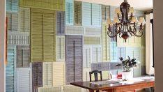 Evde Kendiniz yapabileceğiniz Basit Duvar Dekorasyonu Örnekleri