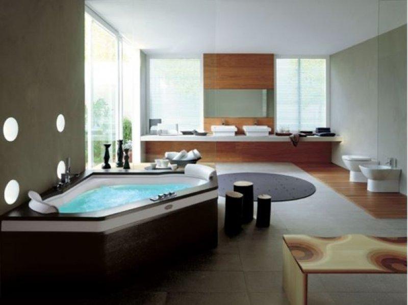 Modern Banyo Modelleri ve Banyo Dekorasyon Fikirleri
