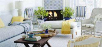 Oturma Odası Takımları ve Dekorasyonda Bahar Ferahlığı