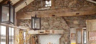 Rustik Tarz Sevenler İçin Rustik Ev Dekorasyonu Fikirleri