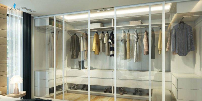 Giyinme Odası Modelleri, Giysi Odası Dekorasyon Fikirleri