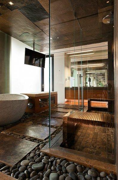Banyo Dekorasyon Örnekleri, Böyle Banyo mu Olur Demeyin!