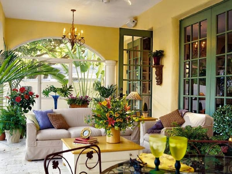 Son Moda Ev Dekorasyon Fikirleri, Yeşili Seviyorsanız Tam Size Göre