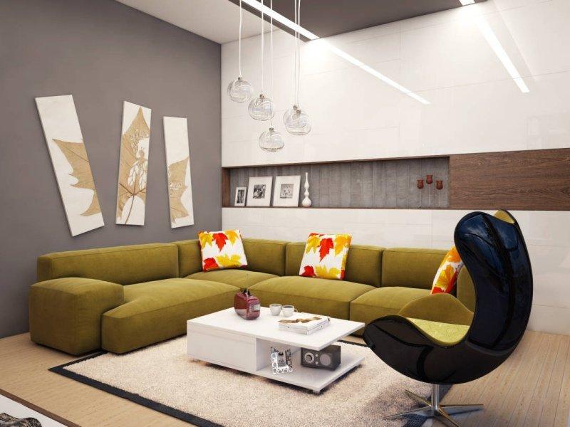 Koltuk Takımları Salonlar İçin Modern Oturma Grupları