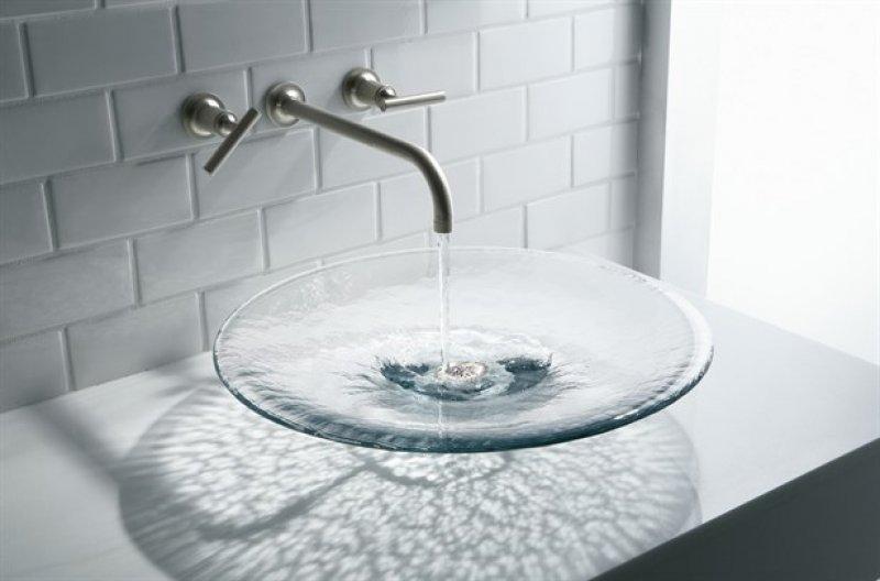 Küçük Banyolar İçin Dekoratif Lavabo modelleri