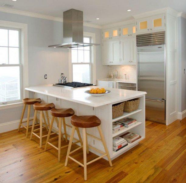 Küçük Mutfak Dekorasyonu ve Şirin Mutfak Modelleri