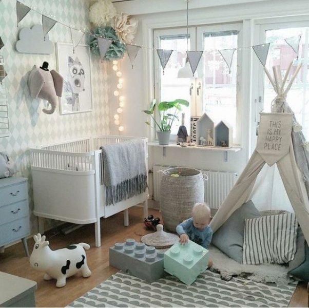 Çocuk Odası Dekorasyonu ve Oyun Alanı Tasarımı